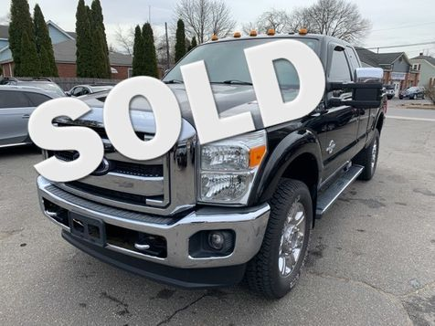 2012 Ford Super Duty F-350 SRW Pickup  Lariat in West Springfield, MA