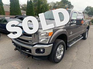 2012 Ford Super Duty F-350 SRW Pickup  Lariat  city MA  Baron Auto Sales  in West Springfield, MA
