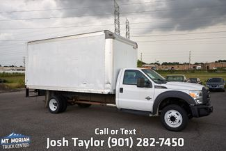 2012 Ford Super Duty F-450 DRW Chassis Cab XLT BOX TRUCK in Memphis Tennessee, 38115