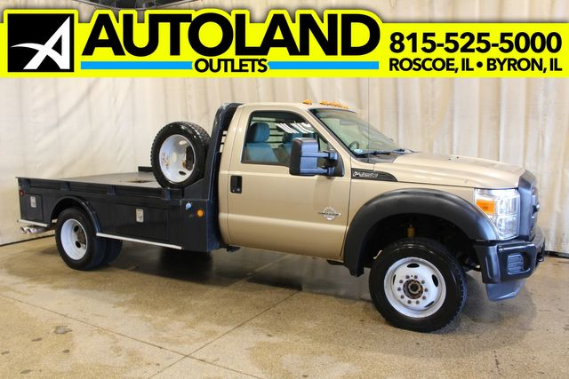 2012 Ford Super Duty F-450 Dually 4x4 Diesel XL