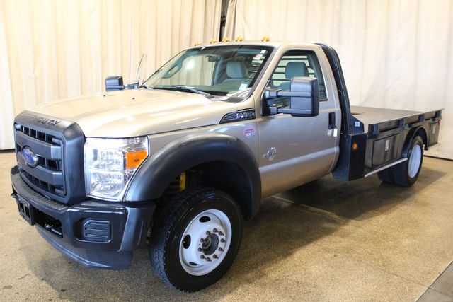 2012 Ford Super Duty F-450 Dually 4x4 Diesel XL in Roscoe, IL 61073