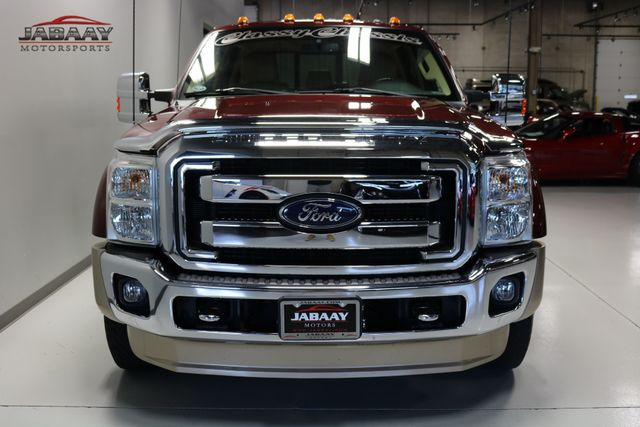 2012 Ford Super Duty F-450 Pickup Lariat Classy Chassis Conversion Merrillville, Indiana 7