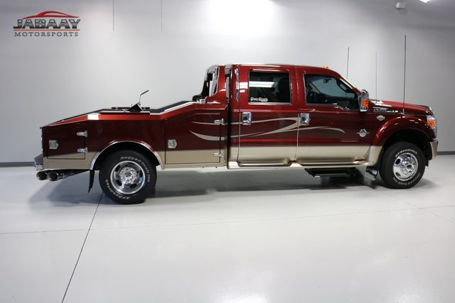 2012 Ford Super Duty F-450 Pickup Lariat Classy Chassis Conversion Merrillville, Indiana 49