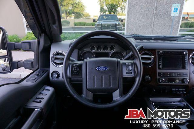 2012 Ford Super Duty F-450 Pickup Lariat Ultimate Pkg 4x4 F450 4WD Diesel Crew Cab in Mesa, AZ 85202