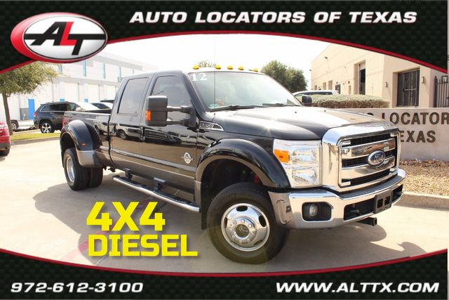 2012 Ford Super Duty F-450 Pickup Lariat