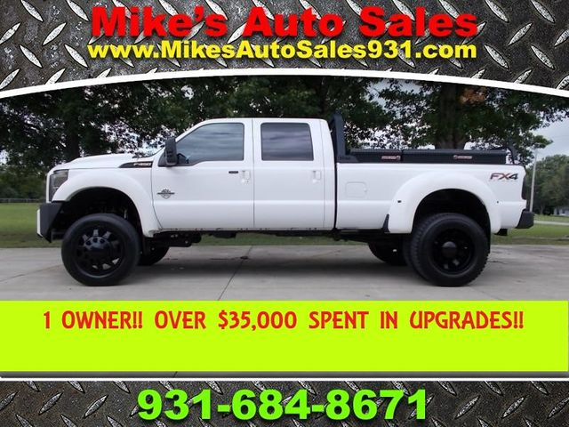 2012 Ford Super Duty F-450 Pickup Lariat Shelbyville, TN