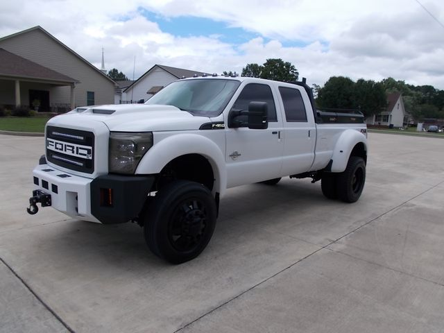 2012 Ford Super Duty F-450 Pickup Lariat Shelbyville, TN 56
