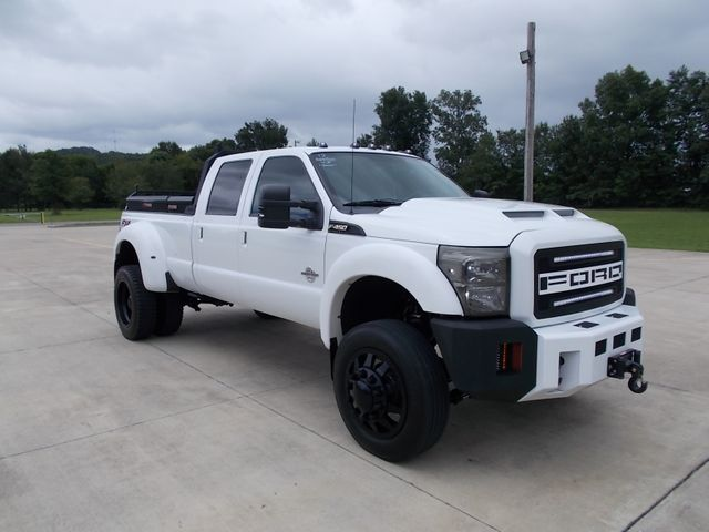 2012 Ford Super Duty F-450 Pickup Lariat Shelbyville, TN 58