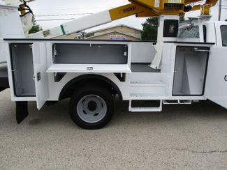 2012 Ford F550 6.7 DSL BUCKET BOOM TRUCK 45FT 116K Lake In The Hills, IL 16