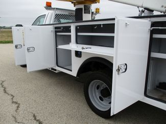 2012 Ford F550 6.7 DSL BUCKET BOOM TRUCK 45FT 116K Lake In The Hills, IL 19