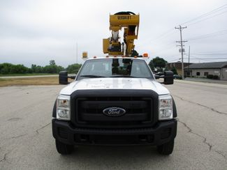 2012 Ford F550 6.7 DSL BUCKET BOOM TRUCK 45FT 116K Lake In The Hills, IL 5