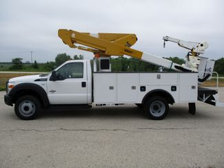 2012 Ford F550 6.7 DSL BUCKET BOOM TRUCK 45FT 116K Lake In The Hills, IL 1