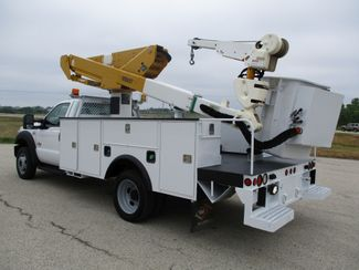2012 Ford F550 6.7 DSL BUCKET BOOM TRUCK 45FT 116K Lake In The Hills, IL 2
