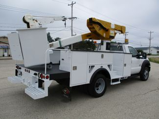 2012 Ford F550 6.7 DSL BUCKET BOOM TRUCK 45FT 116K Lake In The Hills, IL 3