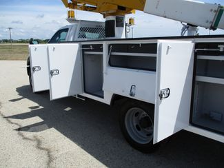 2012 Ford F-550 4X4 BUCKET BOOM TRUCK 45FT 6.7 DIESEL Lake In The Hills, IL 34