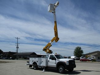 2012 Ford F-550 4X4 BUCKET BOOM TRUCK 45FT 6.7 DIESEL Lake In The Hills, IL 43