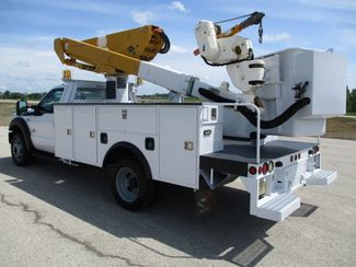 2012 Ford F-550 4X4 BUCKET BOOM TRUCK 45FT 6.7 DIESEL Lake In The Hills, IL 1