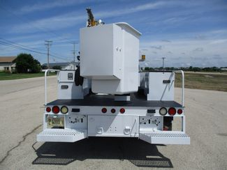 2012 Ford F-550 4X4 BUCKET BOOM TRUCK 45FT 6.7 DIESEL Lake In The Hills, IL 2