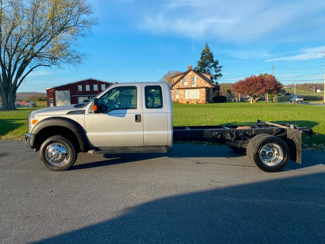 2012 Ford Super Duty F-550 DRW Chassis Cab XL in Ephrata, PA 17522