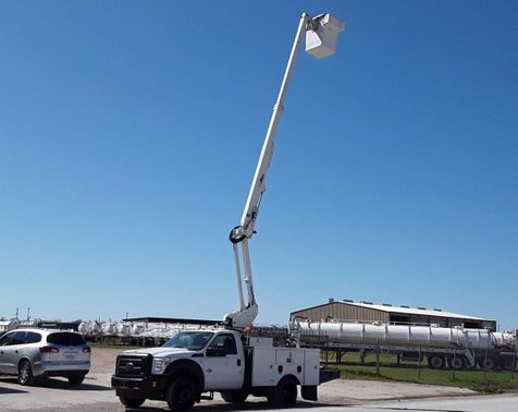 2012 Ford F550 6.7 PWR STROKE 43FT ALTEC BOOM SYSTEM A/C AUTO BUCKET TRUCK in Fort Worth, TX