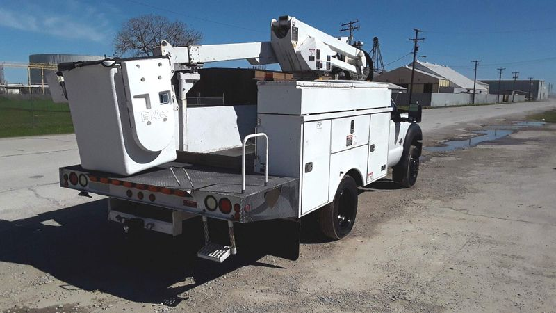 2012 Ford Super Duty F-550 DRW Chassis Cab XL  city TX  North Texas Equipment  in Fort Worth, TX