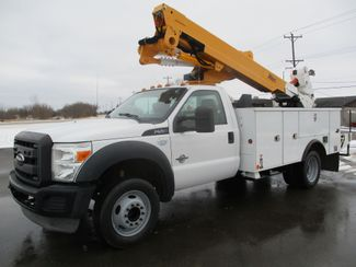 2012 Ford Super Duty F-550 DRW Chassis Cab XL Lake In The Hills, IL