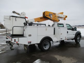 2012 Ford Super Duty F-550 DRW Chassis Cab XL Lake In The Hills, IL 4
