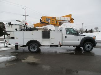 2012 Ford Super Duty F-550 DRW Chassis Cab XL Lake In The Hills, IL 5