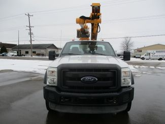 2012 Ford Super Duty F-550 DRW Chassis Cab XL Lake In The Hills, IL 7