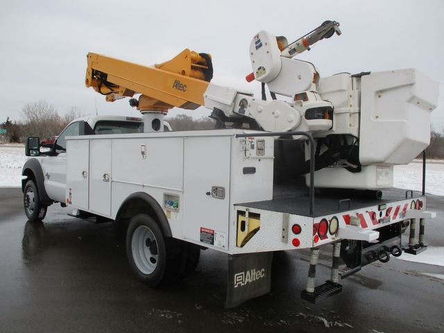 2012 Ford Super Duty F-550 DRW Chassis Cab XL Lake In The Hills, IL 2