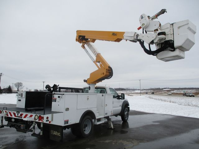 2012 Ford Super Duty F-550 DRW Chassis Cab XL Lake In The Hills, IL 35