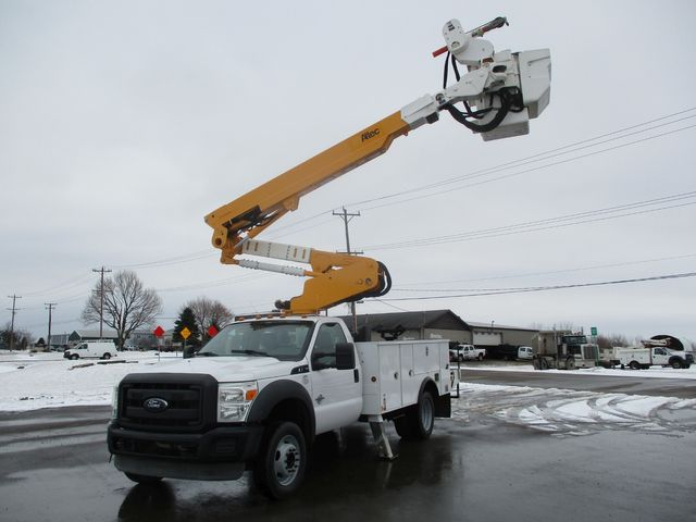 2012 Ford Super Duty F-550 DRW Chassis Cab XL Lake In The Hills, IL 38