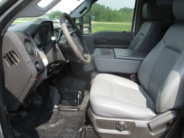 2012 Ford Super Duty F-550 DRW Chassis Cab XL Lake In The Hills, IL 24