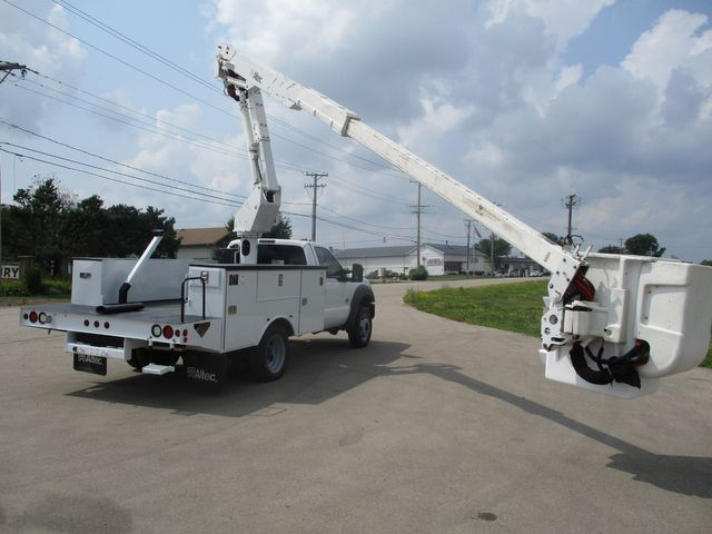 2012 Ford Super Duty F-550 DRW Chassis Cab XL Lake In The Hills, IL 36