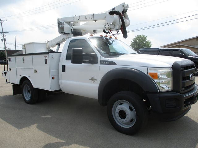 2012 Ford Super Duty F-550 DRW Chassis Cab XL Lake In The Hills, IL 6