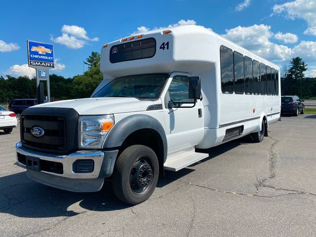 2012 Ford Super Duty F-550 DRW Chassis Cab XL Madison, NC 5