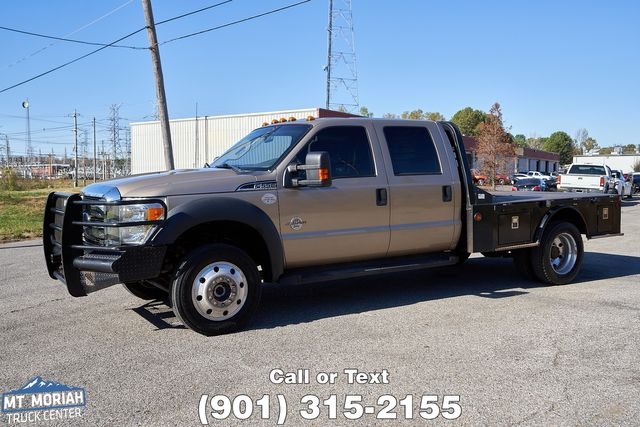 2012 Ford Super Duty F-550 DRW Chassis Cab XLT in Memphis, Tennessee 38115