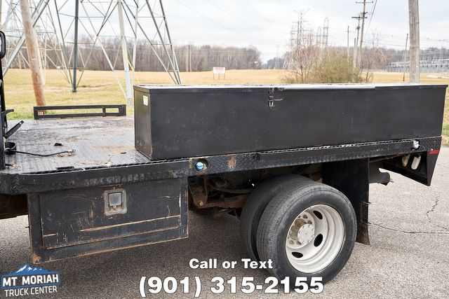 2012 Ford Super Duty F-550 DRW Chassis Cab XL Flatbed in Memphis, Tennessee 38115