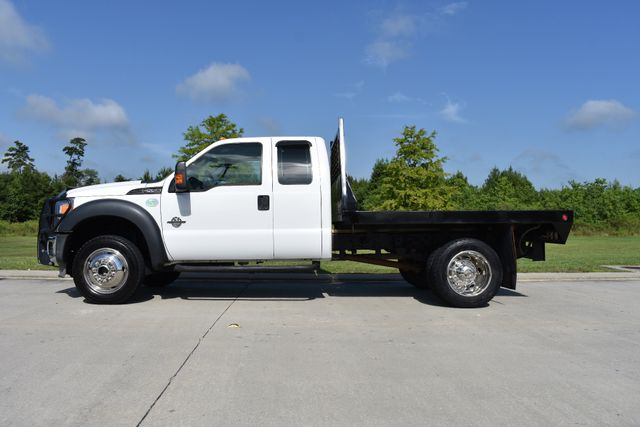 2012 Ford Super Duty F-550 DRW Chassis Cab XL Walker, Louisiana 2