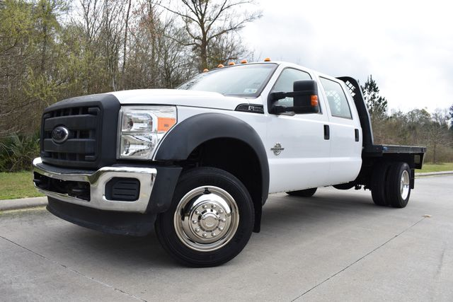 2012 Ford Super Duty F-550 DRW Chassis Cab XL