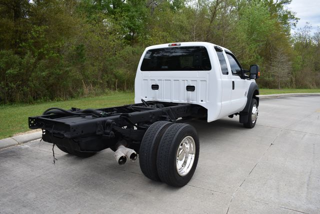 2012 Ford Super Duty F-550 DRW Chassis Cab XL Walker, Louisiana 4