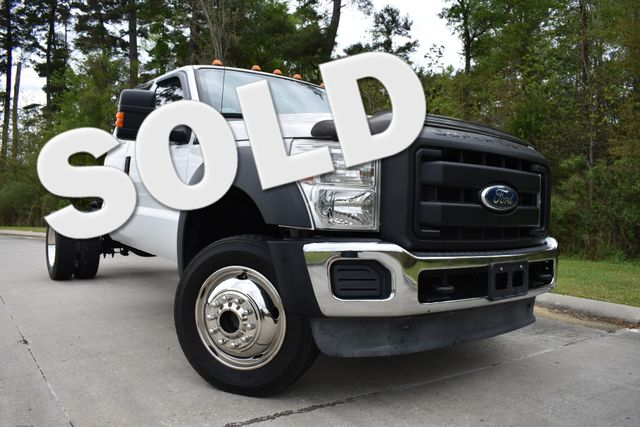 2012 Ford Super Duty F-550 DRW Chassis Cab XL Walker, Louisiana