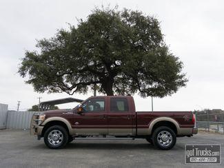 2012 Ford Super Duty F250 Crew Cab King Ranch 6.7L Power Stroke Diesel 4X4 in San Antonio Texas, 78217