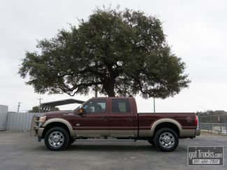 2012 Ford Super Duty F250 Crew Cab King Ranch 6.7L Power Stroke Diesel 4X4 in San Antonio Texas, 78217