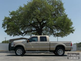 2012 Ford Super Duty F250 Crew Cab Lariat FX4 6.7L Power Stroke Diesel 4X4 in San Antonio Texas, 78217