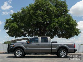 2012 Ford Super Duty F250 Crew Cab Lariat FX4 6.7L Power Stroke Diesel 4X4 in San Antonio Texas, 78217