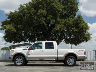 2012 Ford Super Duty F250 Crew Cab King Ranch FX4 6.7L Power Stroke 4X4 in San Antonio Texas, 78217