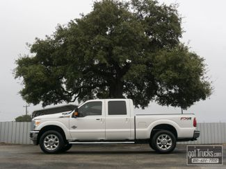 2012 Ford Super Duty F250 Crew Cab Lariat FX4 6.7L Power Stroke Diesel 4X4 in San Antonio, Texas 78217
