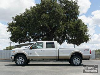 2012 Ford Super Duty F350 Crew Cab Lariat FX4 6.7L Power Stroke Diesel 4X4 in San Antonio Texas, 78217