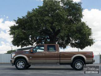 2012 Ford Super Duty F350 Crew Cab King Ranch FX4 6.7L Power Stroke 4X4 in San Antonio Texas, 78217